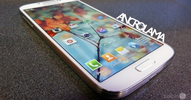 Samsung Galaxy S4'e Format Atma