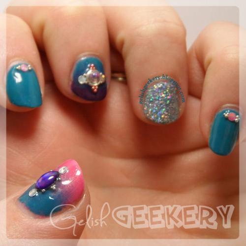 Gelish Japanese Manicure