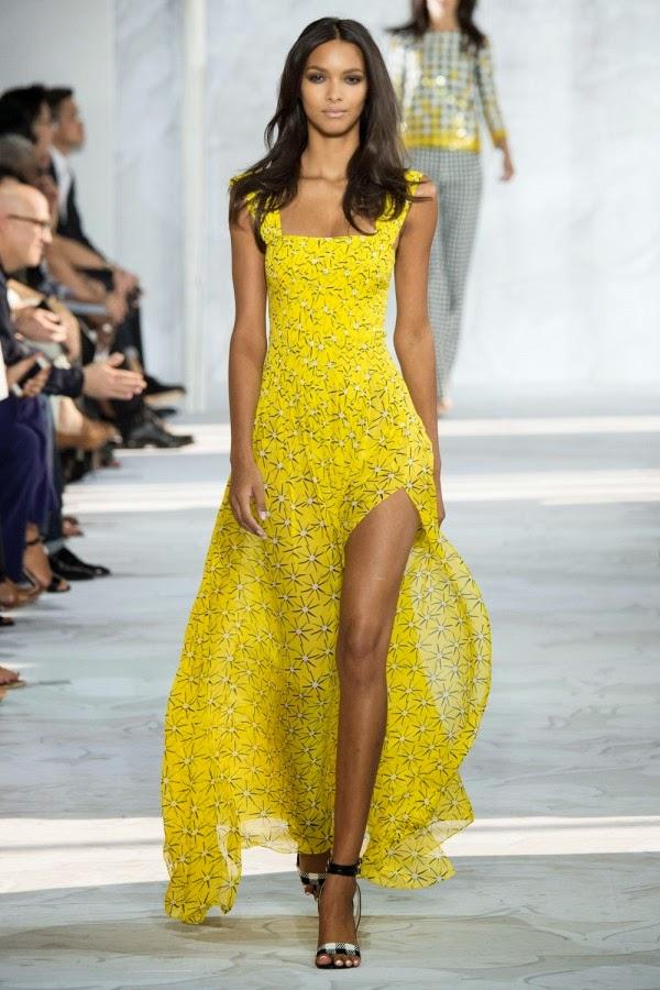 SS25 trends, SS15 fashion trends, Diane Von Furstenburg SS15, Burberry SS15