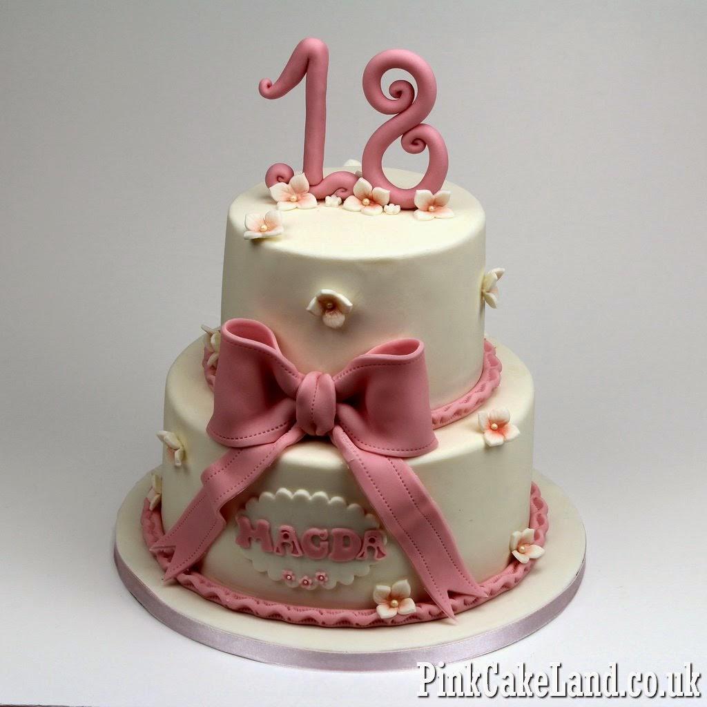Dartford Cakes 18th Birthday Cakes Dartford