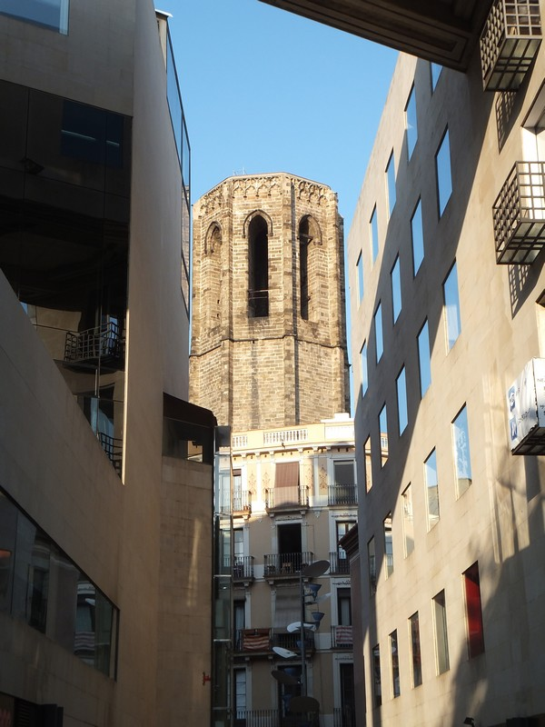 barcelone rambla