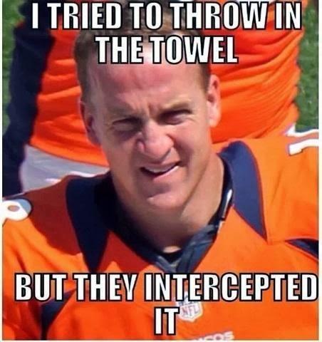 Peyton Manning Meme