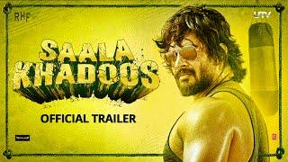 Saala Khadoos Official Trailer _ Releasing Jan. 29