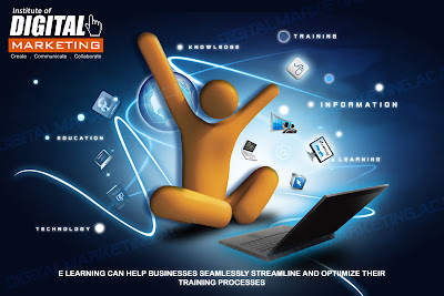 eLearning, online Education, Institute of Digital Marketing