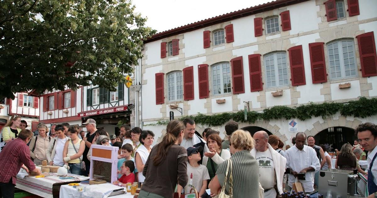 Office de tourisme du pays de hasparren et de la bastide clairence lancement de la saison - Office de tourisme hasparren ...