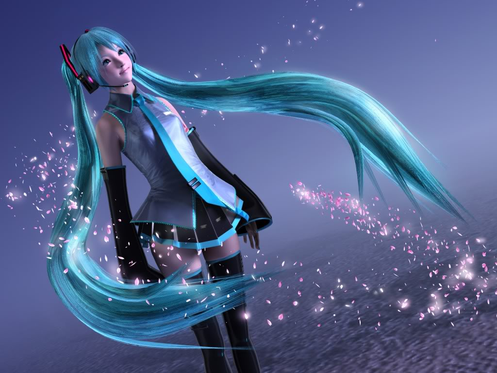 Hatsune miku hot topic