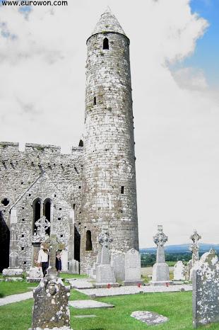 Torre de vigilancia del Rock of Cashel
