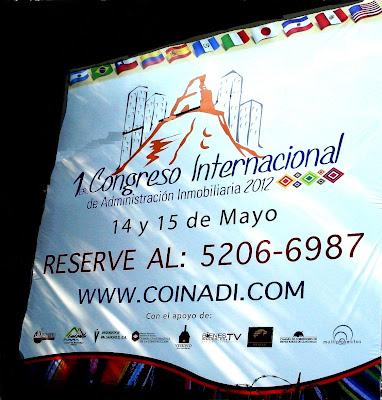 CONGRESO iNTERNACIONAL DE ADMINISTRACIÓN INMOBILIARIA 2012