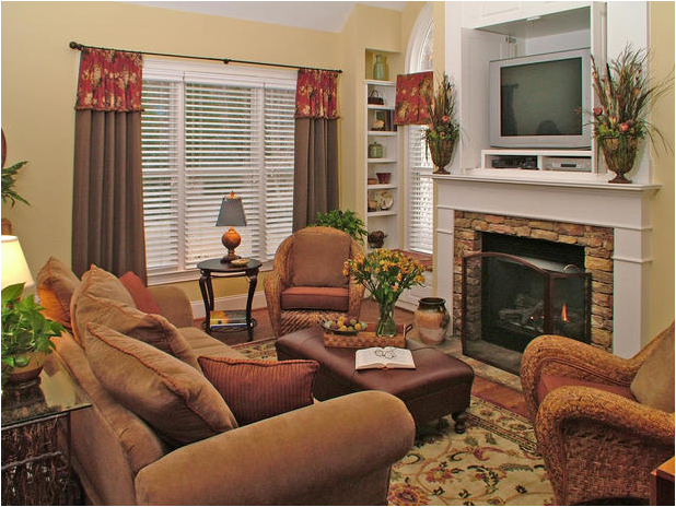 Traditional living room design ideas for Living room decorating ideas traditional