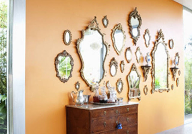 Living Room Wall Decor Ideas Bearing Modern Design