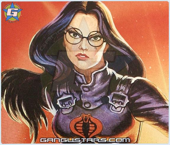 G.I.Joe Japan Takara タカラ, G.I.ジョー 1986 Baroness