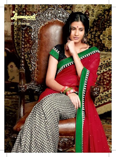 Designer Sarees collection 2014