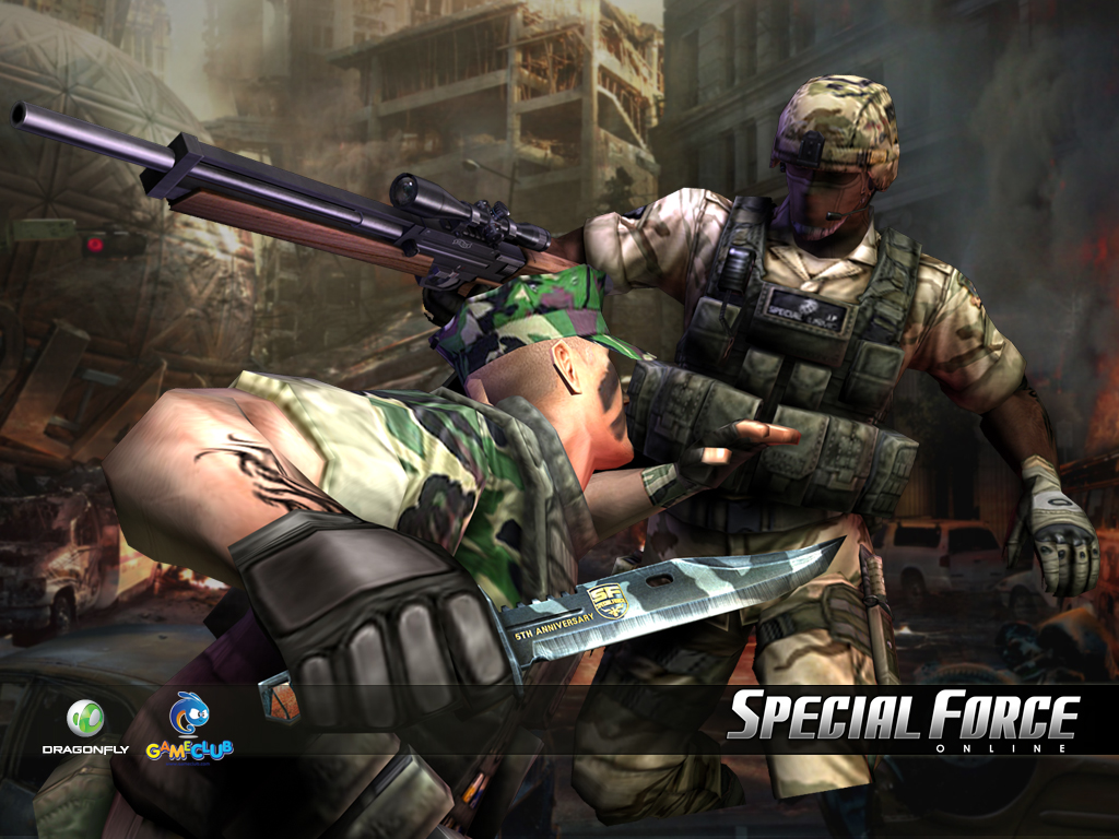 special force online game