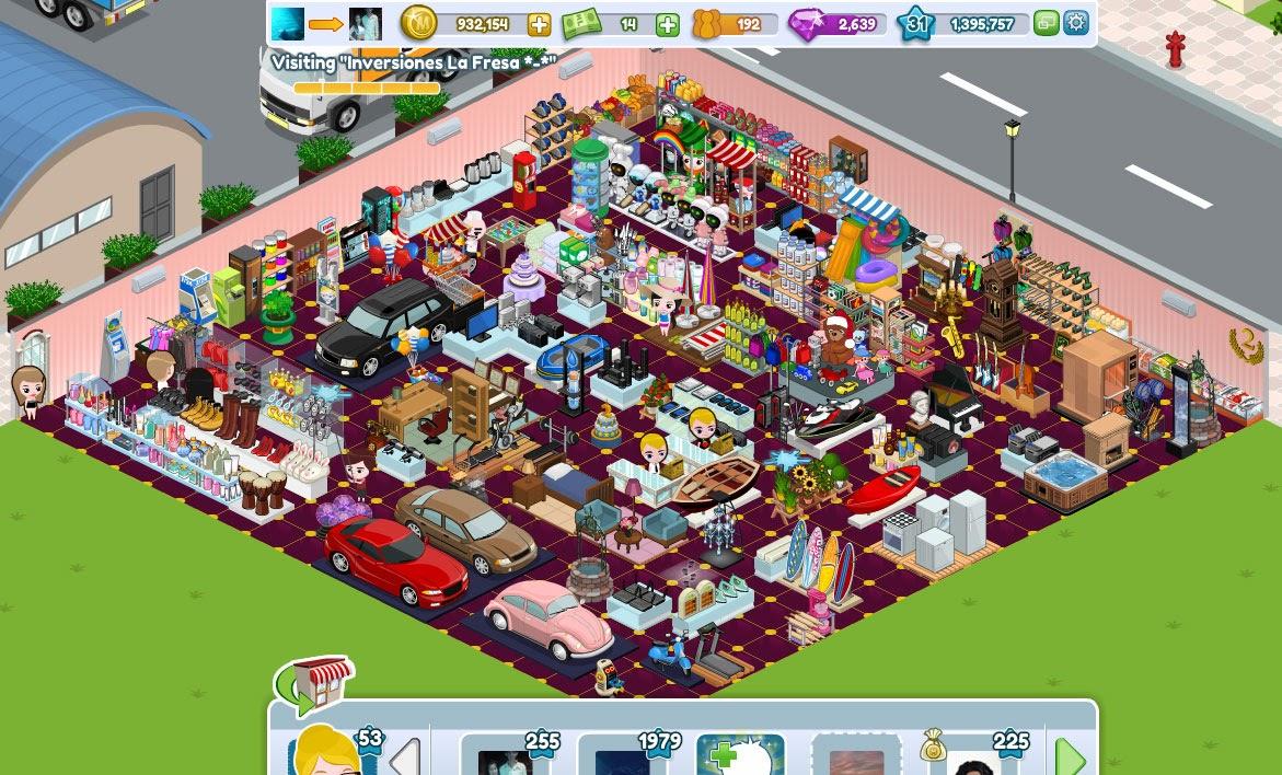 gamegos marketland inversiones la fresa level 255 gamegos