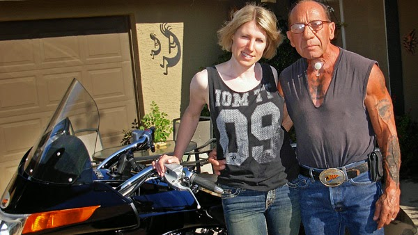 Sonny Barger Wife Short Hairstyle 2013