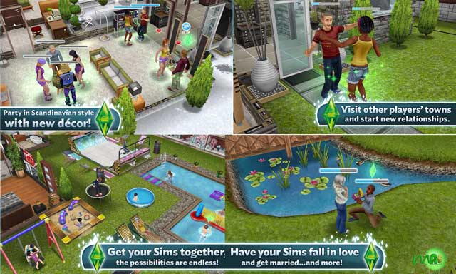 The Sims™ FreePlay Android Cheats