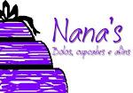 Nana's - Bolos, cupcakes e afins