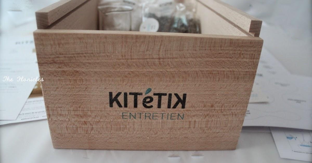 kit tik entretien le kit pour fabriquer ses produits m nagers ou pas d 39 ailleurs the. Black Bedroom Furniture Sets. Home Design Ideas
