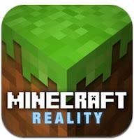 Minecraft Reality logo