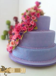 bolo romântico lilás, atelier Rosa Maria Calil, Thiago Calil