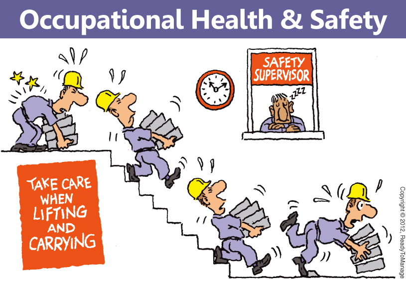 Occupational health and safety management oh s isprimarily concerned