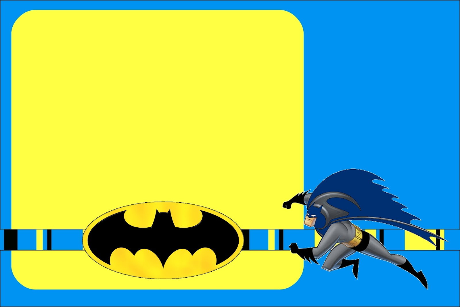 Batman Free Printable Invitations. | Is it for PARTIES? Is it FREE? Is it CUTE? Has QUALITY? It ...