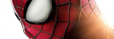 HD Amazing Spider-Man 2 costume eye lenses
