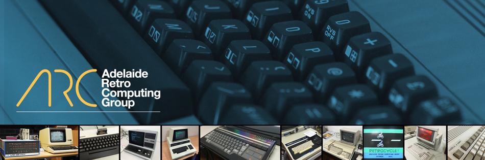 Adelaide Retro Computing (ARC) Group