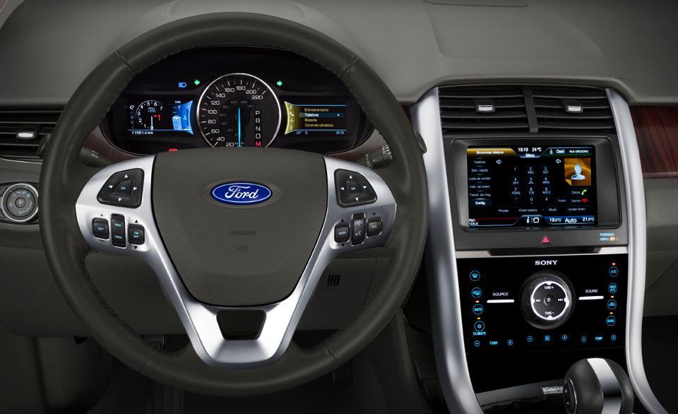 automovel Ford Edge 2013