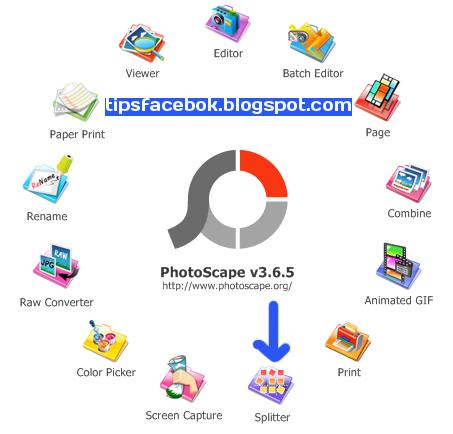 Cara Membuat Foto Puzzle di Photoscape
