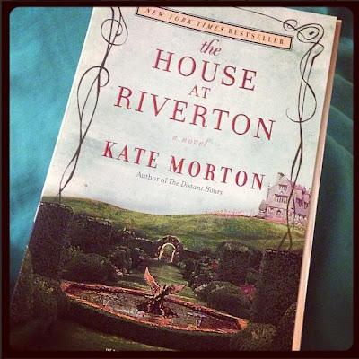 book review, books, Downton Abbey, good reads, kate morton, the house at riverton