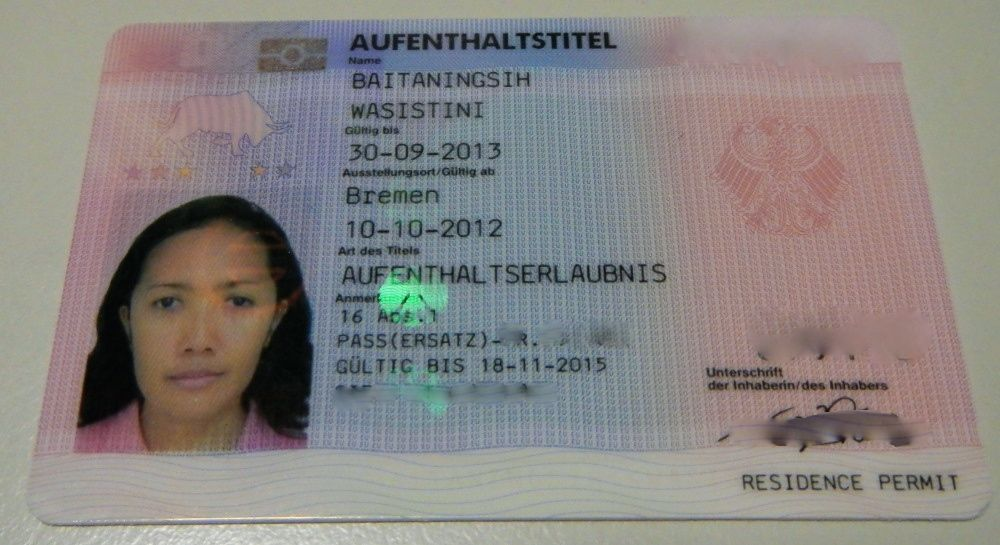 how to become a german permanent resident