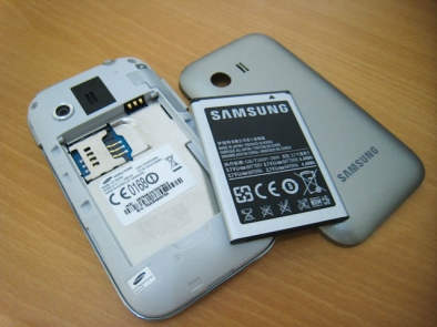 Review Specifications Samsung Galaxy Y GT-S5360