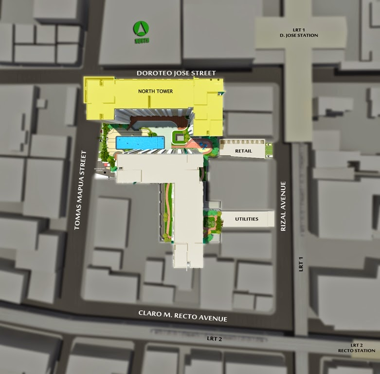 Amaia Skies Avenida Site Development Map Metro