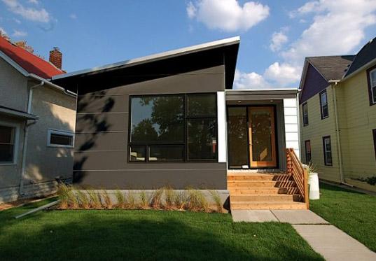 Small home designs modern desert homes for Desert home designs
