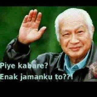 Gambar Soeharto