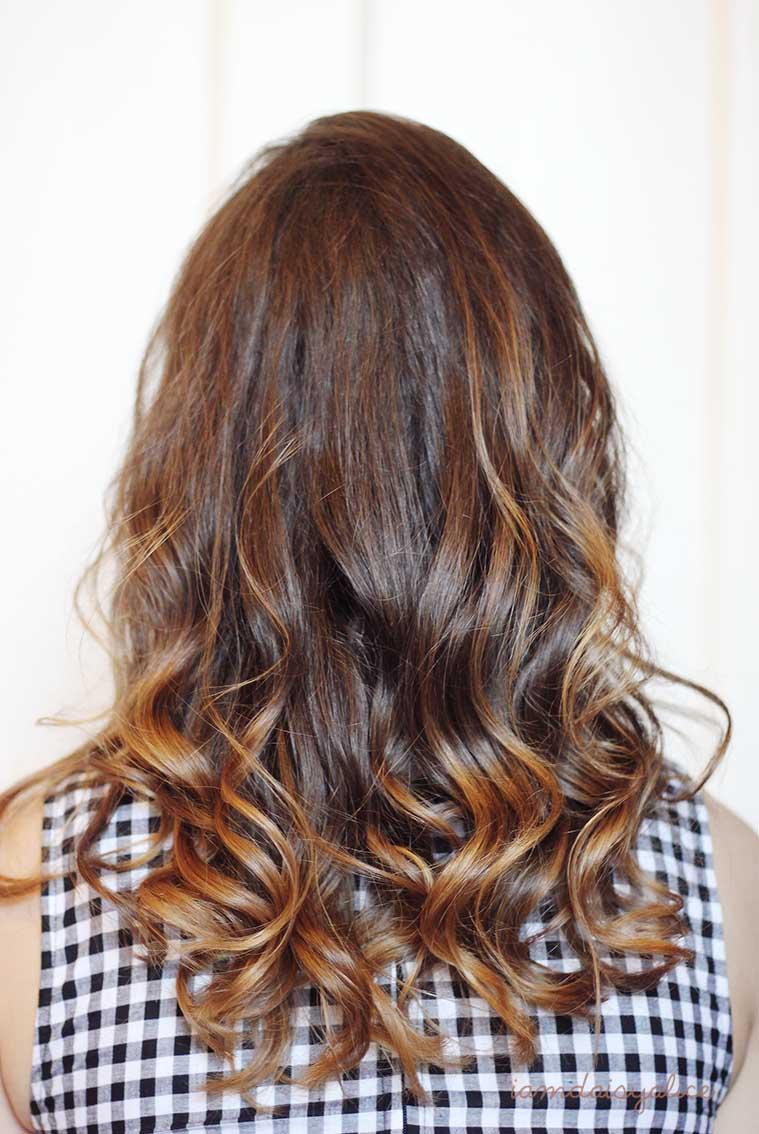 victorias secret hair
