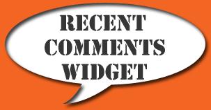 Recent Comment Widget For Blogger