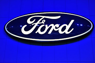 Ford market share over Toyota motor company