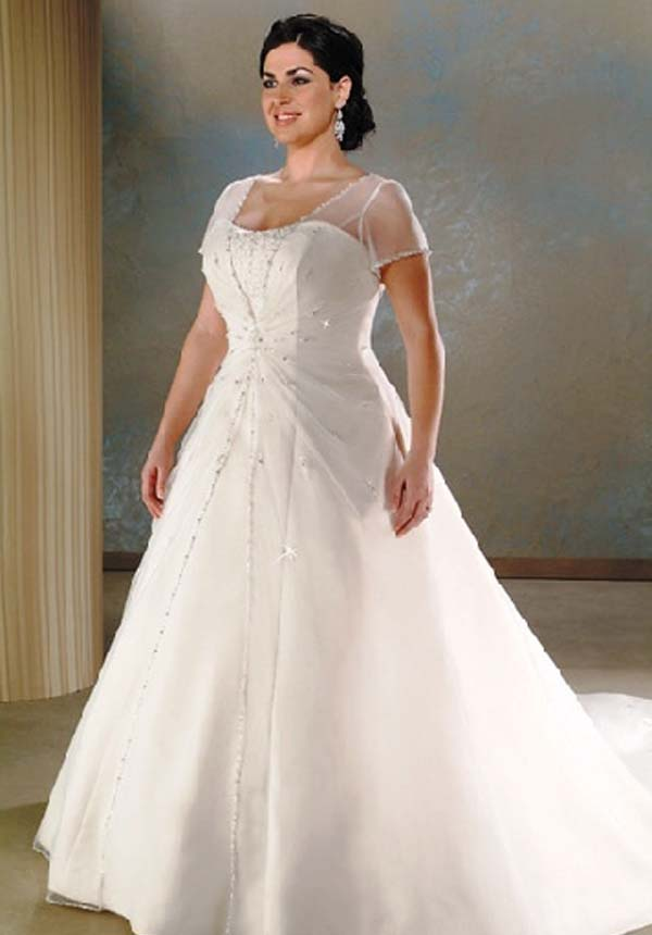 novias super fashion: vestidos de novia para gorditas 2013