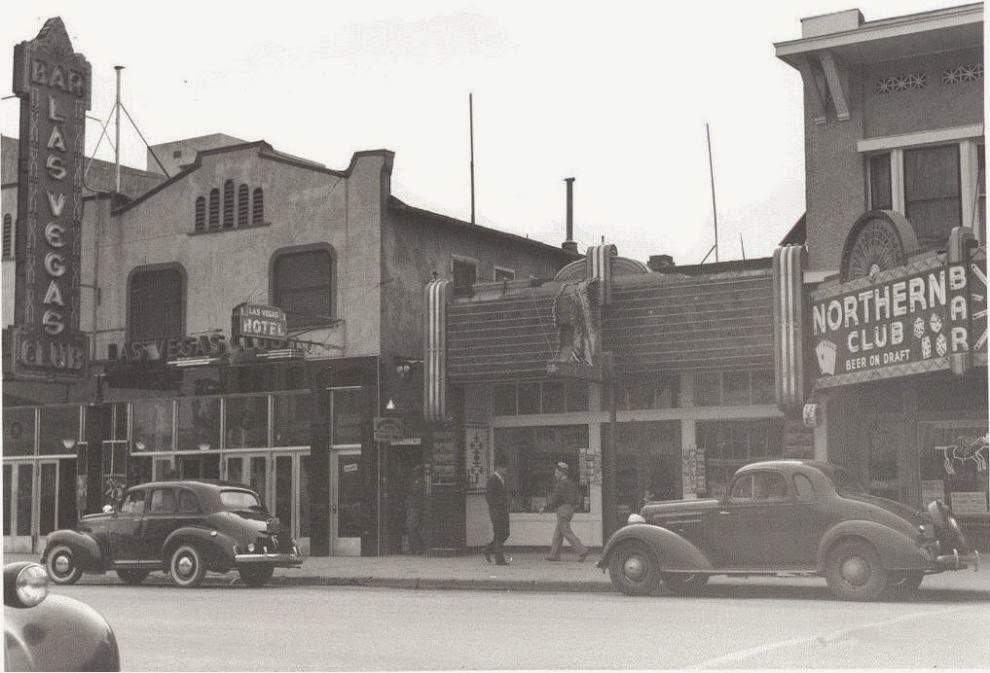 Vintage Photos Of Downtown Las Vegas From The 1930s 40s