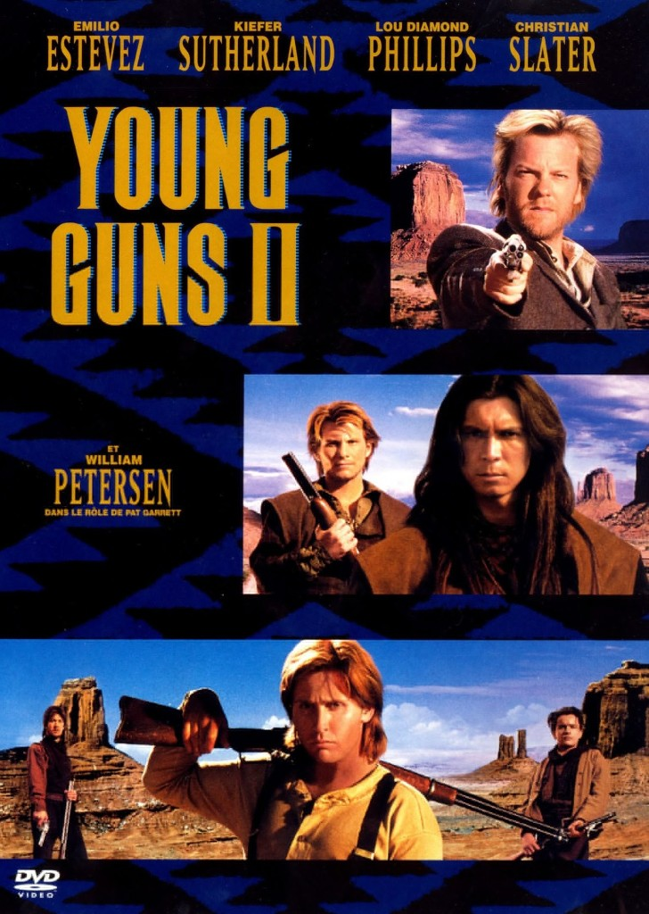 Billy The Kid Young Guns