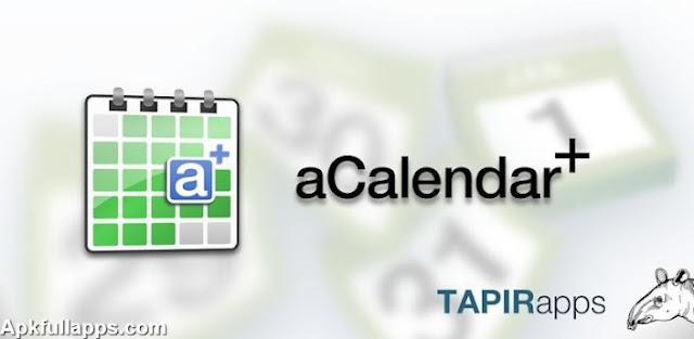aCalendar+ Android Calendar v0.14.7