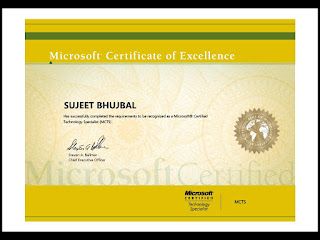 Asp.net 3.5 Certificate