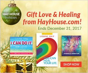 Buy four $5 gifts. Get free shipping from Hay House's Holiday Stocking Stuffer sale! Ends Dec. 16th