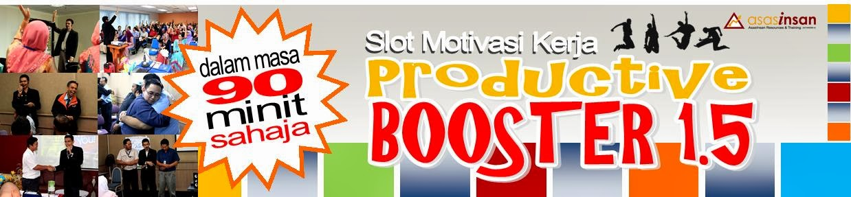 SLOT PRODUCTIVE BOOSTER 1.5