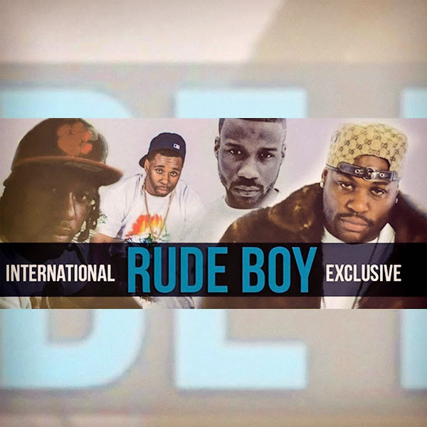 Aquino - International Rude Boy Exclusive (feat. Jay Rock, Wais P & Kenfolks the Great) - Single Cover