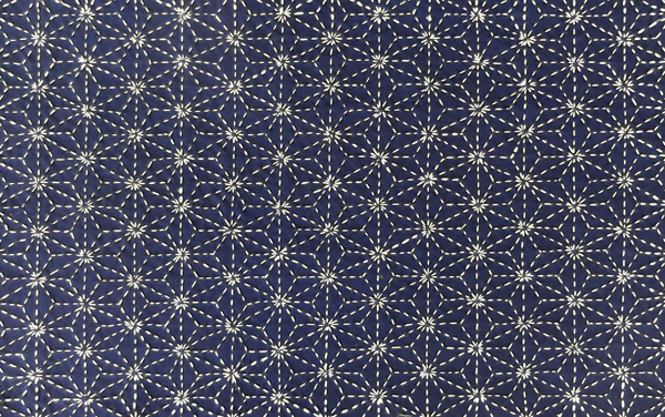 sashiko, sashiko designs, sashiko asanoha, asanoha, sashiko embroidery, sashiko tutorials, geometric art, decorative arts, embroidery arts, geometric embroidery