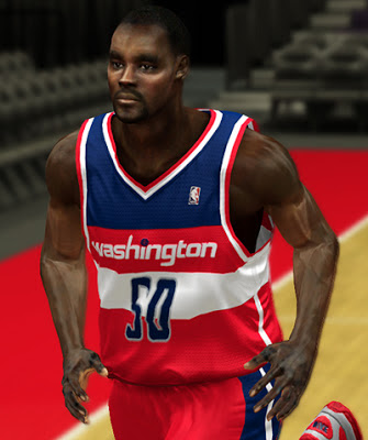 NBA 2K13 Emeka Okafor Cyberface Patch
