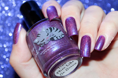 "Swatch of ""Time Flies Like An Arrow"" by Eat.Sleep.Polish."